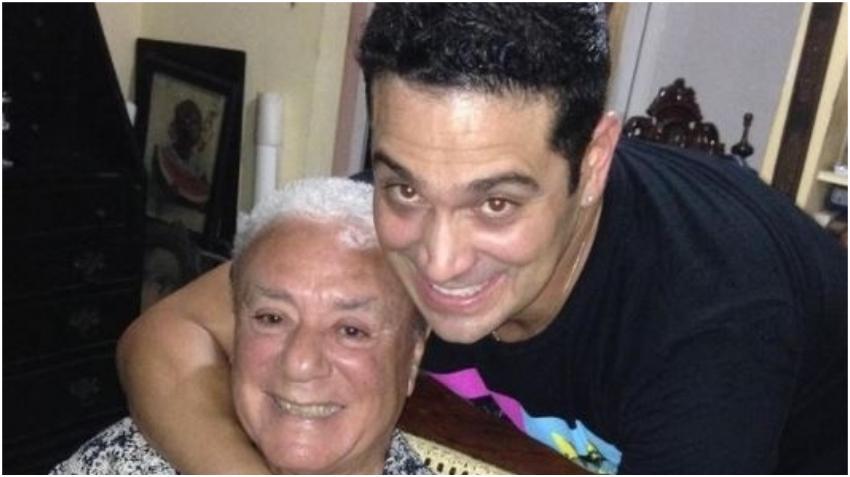 Actor cubano Mijail Mulkay dedica sentidas palabras a Mario Balmaseda que cumple 80 años