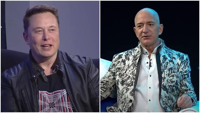 Elon Musk, CEO de Tesla, se convierte en el hombre más rico del mundo superando a Jeff Bezos, dueño de Amazon