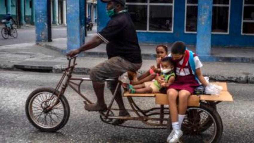 La Habana prohíbe a menores en áreas públicas como parques y colas, ante la emergencia sanitaria por el Covid-19