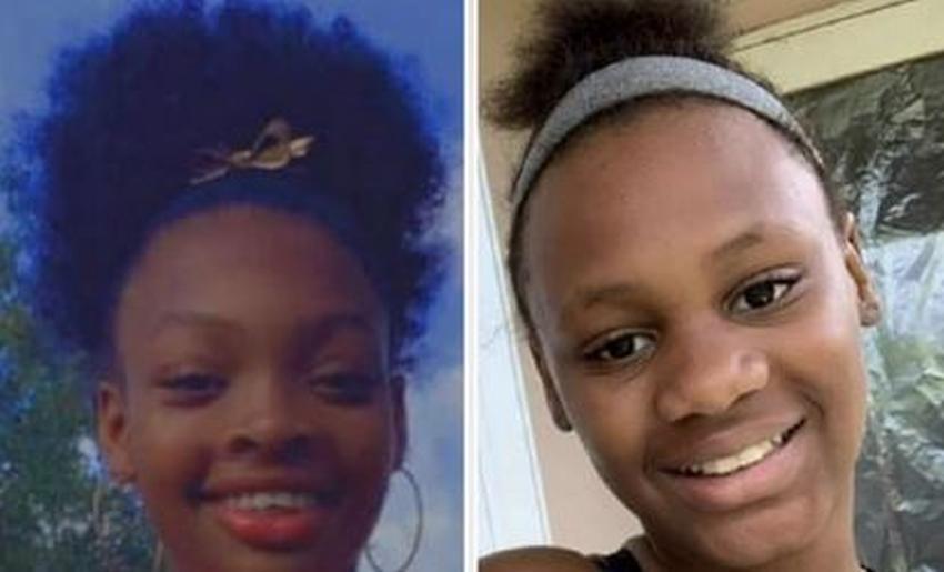 """Detectives necesitan ayuda para encontrar a 2 niñas """"en peligro"""" que desaparecieron en el sur de Miami Dade"""