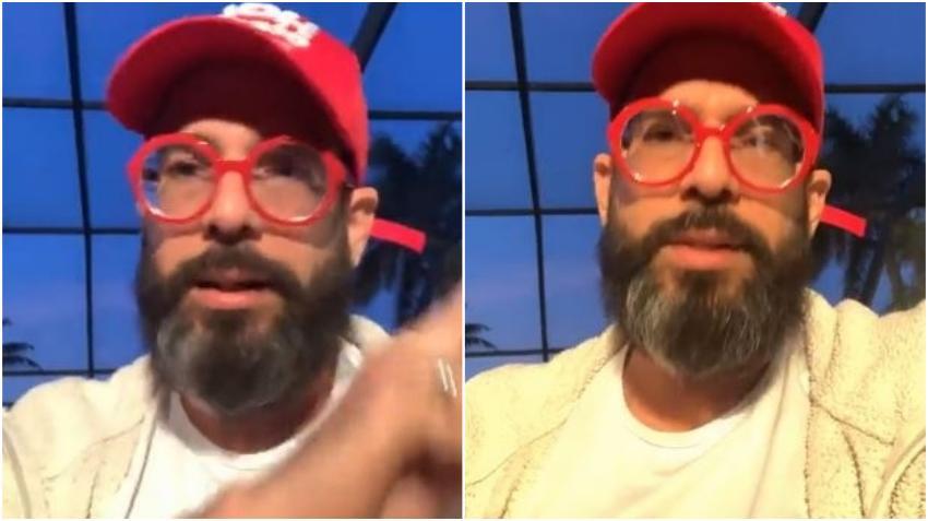 Presentador cubano Alexander Otaola aclara que no ha salido al aire por problemas técnicos que no tienen nada que ver con censura