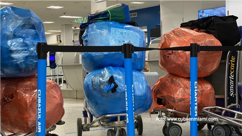 Los envíos de paquetes a Cuba por agencias en Miami suben de precio ante la escasez en la isla