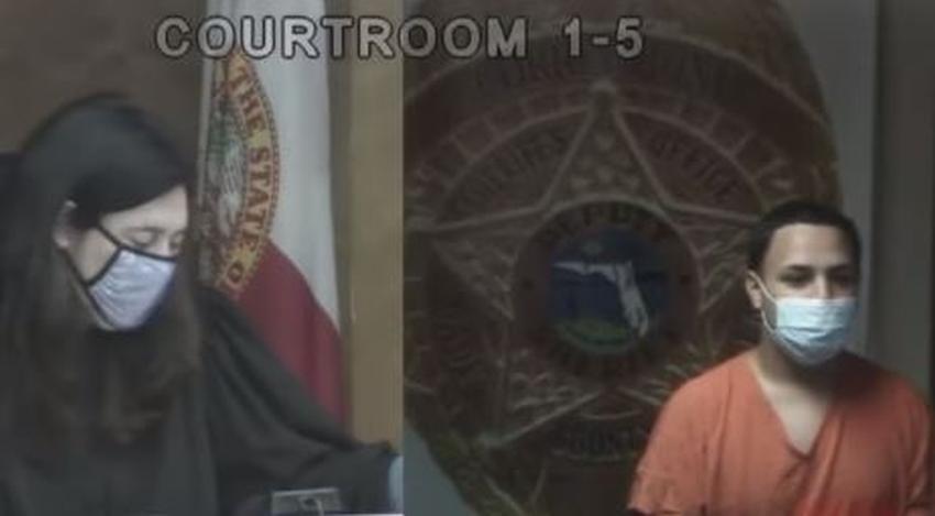 Cubano de Miami es acusado de maltratar a la niña de su novia