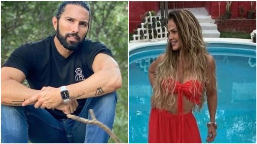 """Actor mexicano llama """"vieja"""" a Niurka Marcos y la cubana le responde como mejor sabe"""