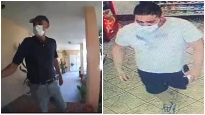 Dos personas distraen a una mujer en su propia casa en Miami para robarle la billetera