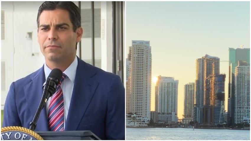 Alcalde de Miami Francis Suárez nombrará un director de tecnología (CTO) para ayudar a empresas tecnológicas a mudarse la ciudad