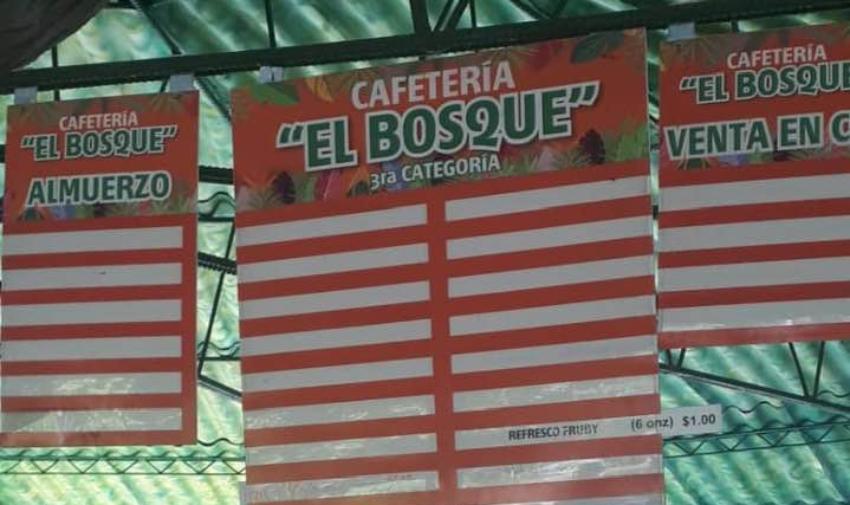 """""""Refresco"""", la única oferta de la Cafetería del Zoológico de Villa Clara"""