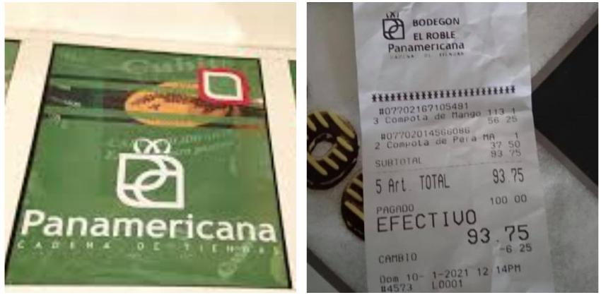 """Cubano denuncia en tienda Panamericana de Santa Fe, La Habana se quedan con el cambio: """"Te roban a la cara"""""""