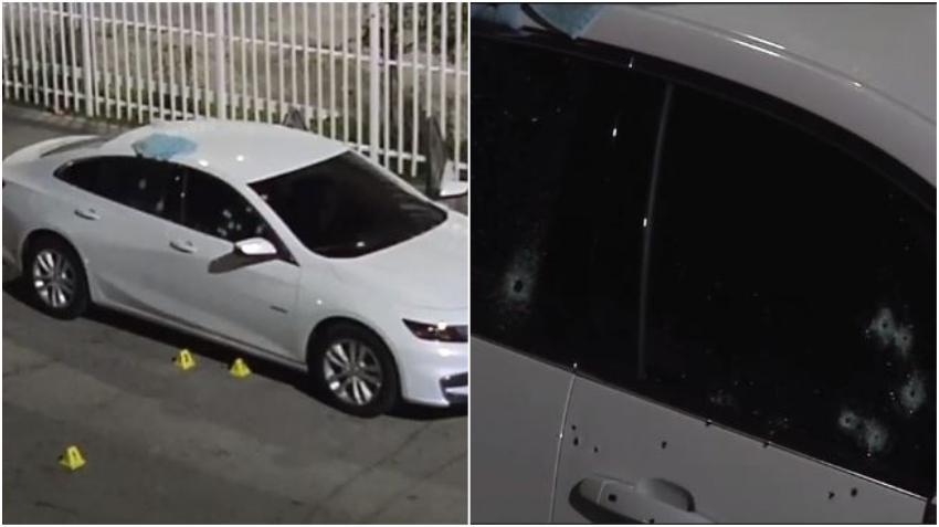 Balean a varias personas dentro de un vehículo en vecindario de Miami cerca de Wynwood