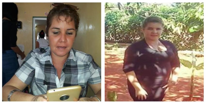 """Acusada de """"desacato"""" una activista en Cuba, por negarse a que la policía política la filmara en ropa interior"""