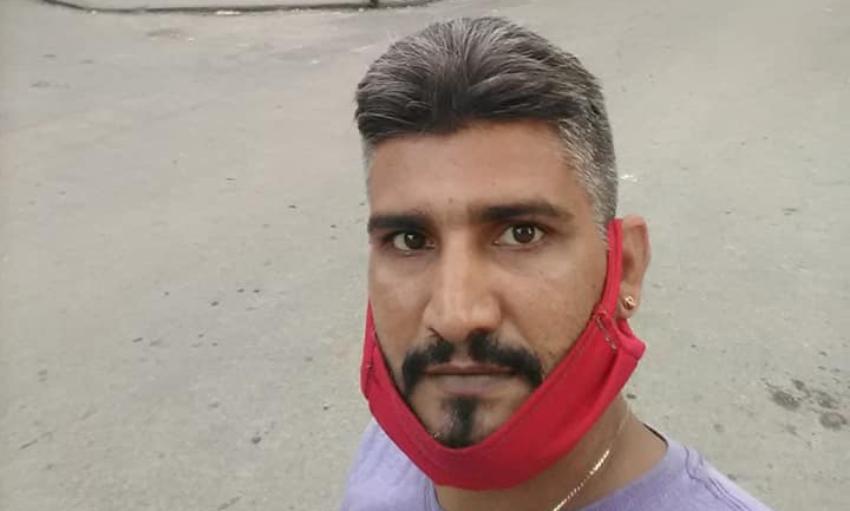 Preso en el Combinado del Este a la espera de juicio, un cubano que publicó un vídeo en Facebook alentando a luchar contra la dictadura