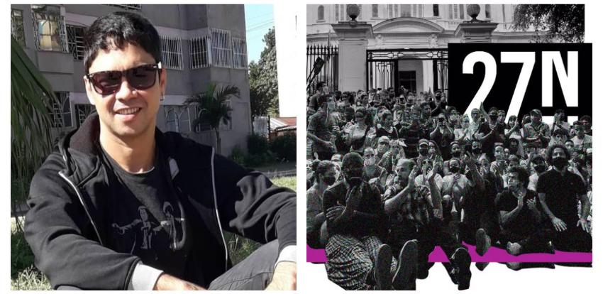 """Dramaturgo cubano al régimen: """"Son muchos los cubanos hartos de tanta intolerancia, de tantas mentiras..."""""""