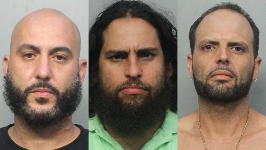 Identifican a los tres hombres que irrumpieron en una casa en el suroeste de Miami Dade dejando dos heridos de bala