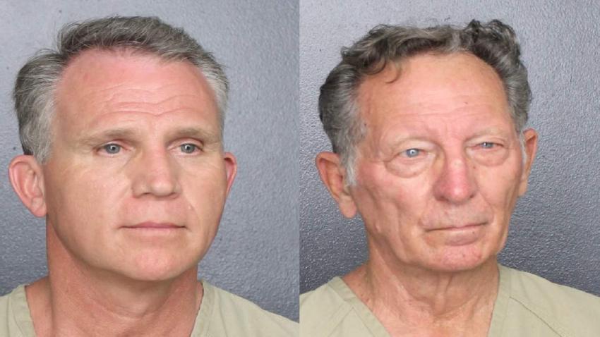 Dos hombres son acusados de hacerse pasar por policías para no tener que ponerse máscaras faciales en un hotel de Florida
