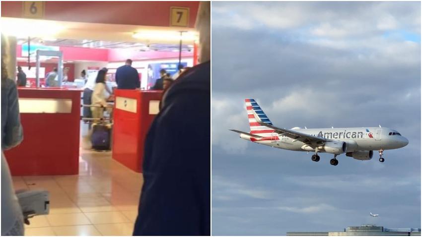Gobierno de Cuba impide a cubanos con pasaje comprado que residen en Cuba abordar vuelo hacia Estados Unidos debido a restricciones