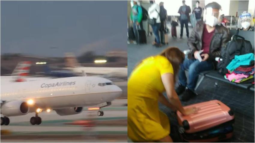 Cubano se queja del servicio que la aerolínea Copa Airlines brinda a los nacionales de Cuba