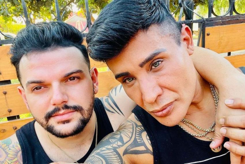 Eduardo Antonio asegura que está negociando con América Tevé para celebrar la boda con su novio en el canal