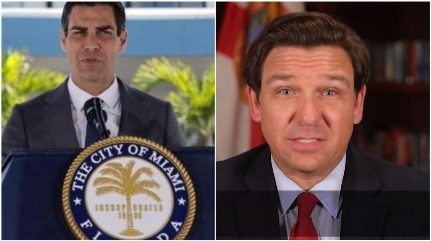 Alcalde de Miami Francis Suárez se queja de las restricciones gobernador de Florida que impiden hacer cumplir medidas para prevenir el Covid-19