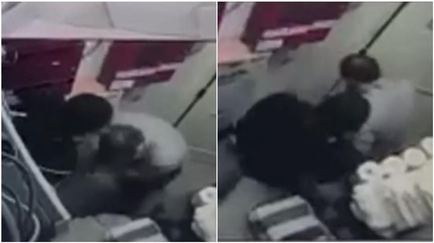 Policía busca a un hombre por violenta golpiza a un empleado en un hotel de Miami Beach