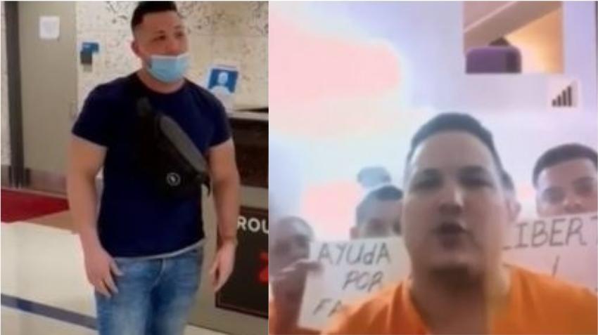 Médico cubano retenido por ICE por más de dos años en Louisiana es puesto en libertad