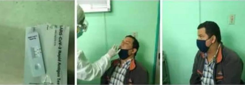 Cubano hipertenso, enfermo de Covid-19, denunció llevaba más de 30 horas sin atención médica