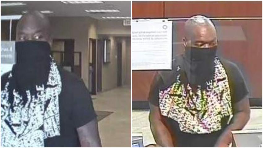 FBI busca a ladrón que robó un banco en Miami Dade