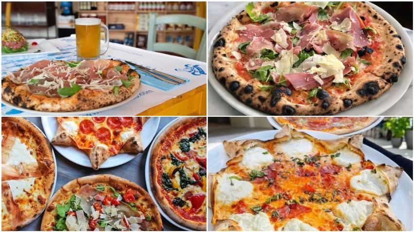 10 mejores lugares para comer pizza en Miami