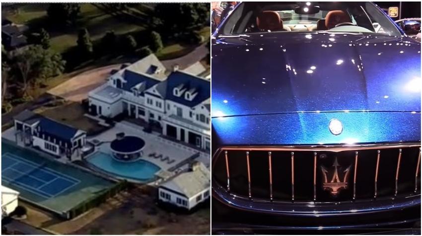 Hombre de Florida es acusado de usar 7.2 millones de dólares de la ayuda para negocios para comprar una mansión, un Maserati y otros artículos de lujo