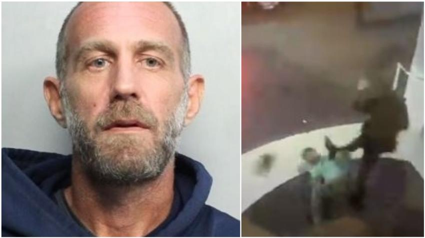 Portero de un hotel en Miami Beach tras las rejas por brutal golpiza a un turista