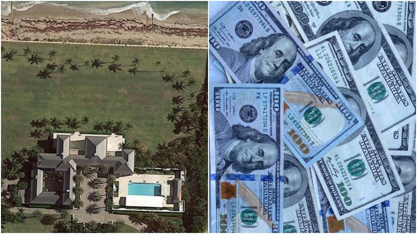 Multimillonario ruso compra en efectivo la casa más cara de Florida en Palm Beach por casi 140 millones de dólares