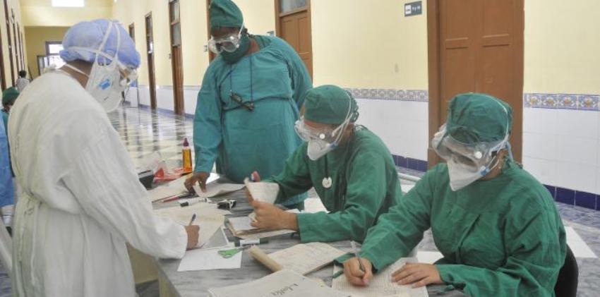 Dos menores graves por Covid-19 en Cuba, uno de ellos un bebé de siete meses