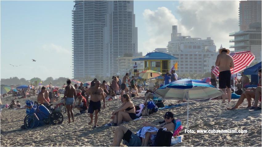 Desde hoy comienzan las estrictas medidas de seguridad en Miami Beach por el Spring Break