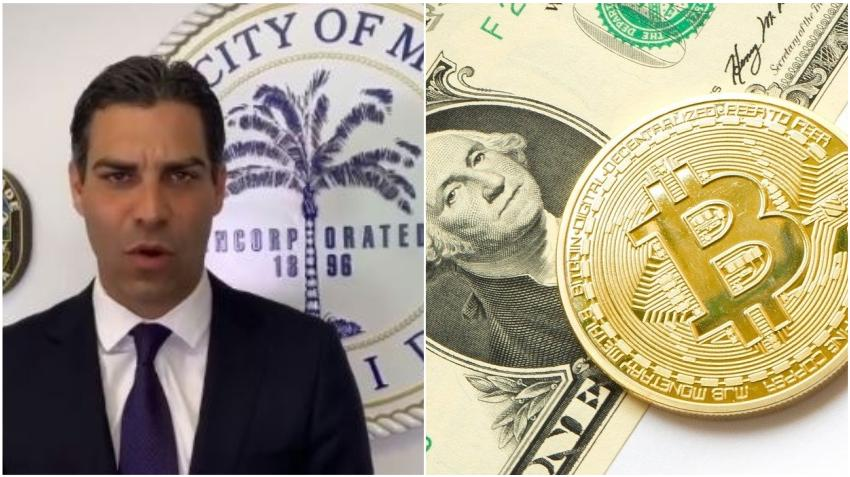 Alcalde de Miami Francis Suárez dedica esfuerzos para traer el Bitcoin a la ciudad