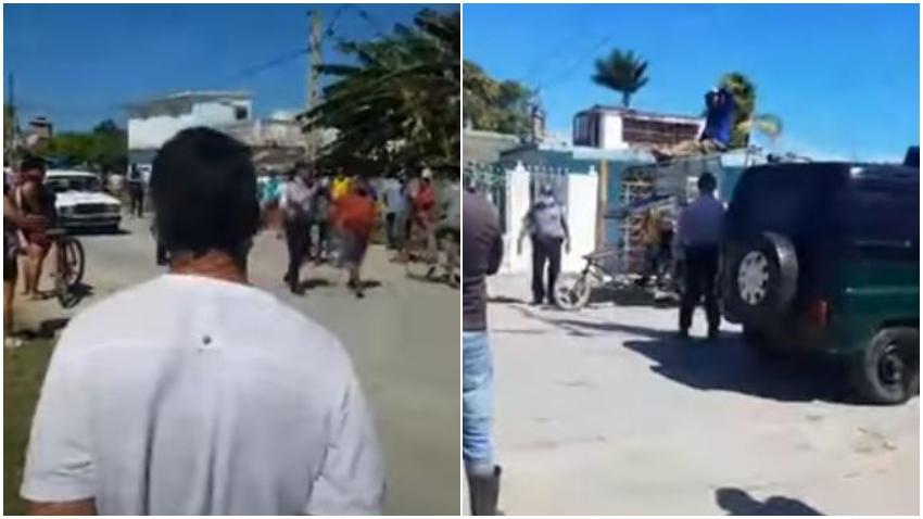 Policía en Cuba pone una multa de 2000 pesos a un cuentapropistas y los cubanos salen en su defensa