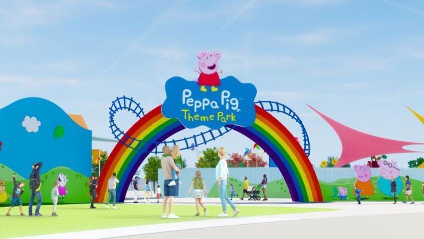Anuncian parque temático de Peppa Pig en Florida para los pequeños de la casa