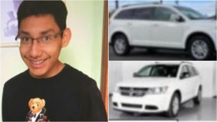 Policía de Miami Dade pide ayuda para encontrar a un niño de 14 años