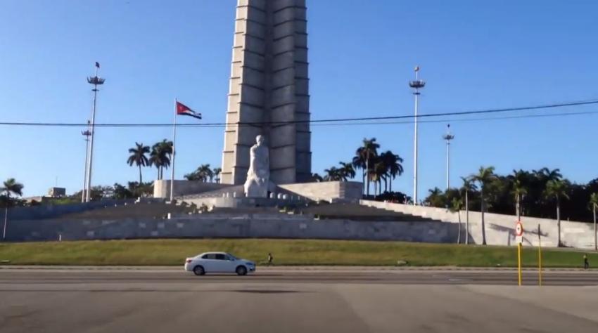 Proponen cambiar el nombre en Google de la Plaza de la Revolución en La Habana
