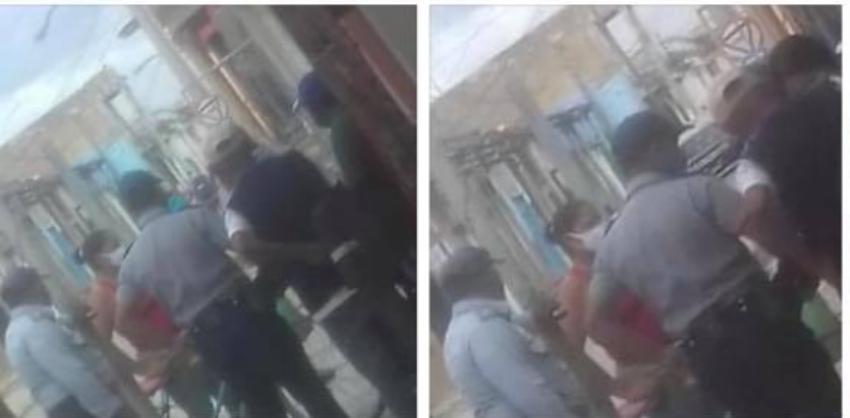 Policía política allana vivienda del padre y de la abuela de una activista en Ciego de Ávila, y decomisa 20.000 pesos en productos