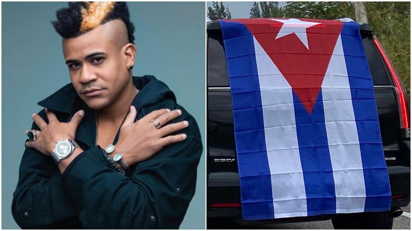 """Randy Malcom a los cubanos: """"Sigamos luchando por una Cuba libre"""""""
