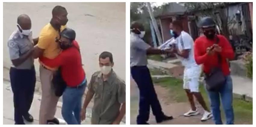 """Santiagueros denuncian la represión en vivo: """"El mundo está mirando"""""""