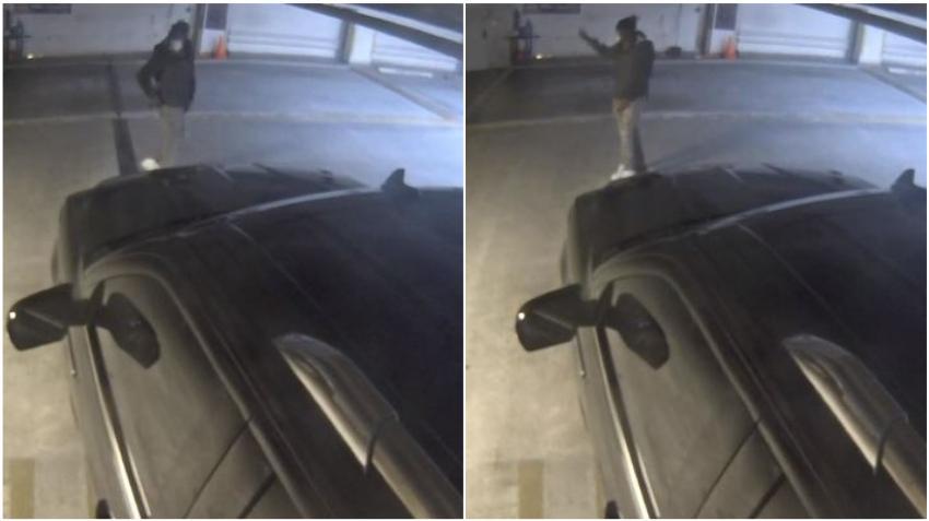 Roban un SUV que habían dejado para ser lavado en un estacionamiento en edificio de Brickell