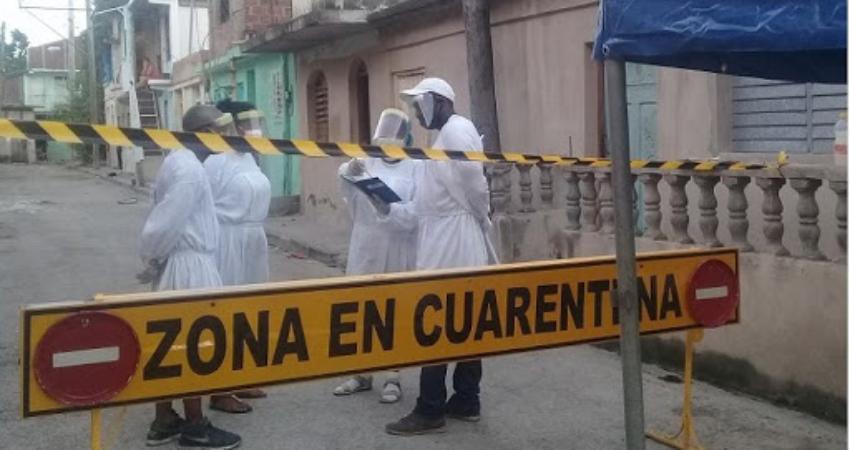 Totalmente colapsados hospitales y morgues en Santiago de Cuba a causa del Covid-19