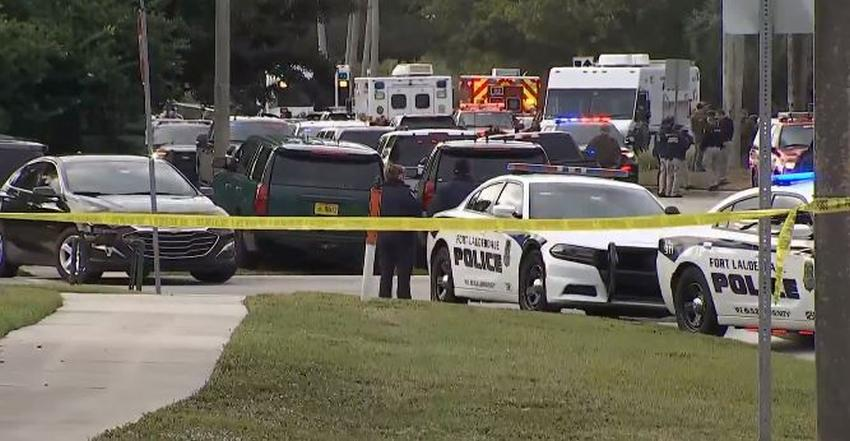 Varios agentes federales heridos, uno muerto, en tiroteo en Sunrise mientras entregaban una orden de registro por violentos crímenes contra niños