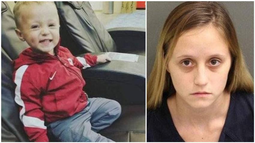 Madre de Florida se declara culpable de la muerte de su niño de 2 años golpeado brutalmente