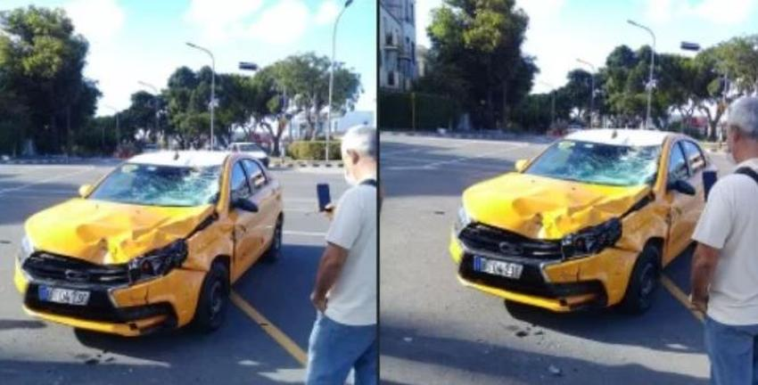 Dos cubanos mueren en accidente entre un taxi y una moto en La Habana