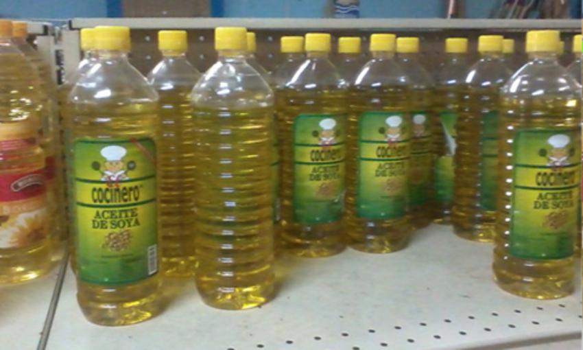 """A 300 pesos el litro de aceite para cocinar en Cuba, cuando aparece: """"Así no se puede, la comida sabe como si estuviera hervida"""""""