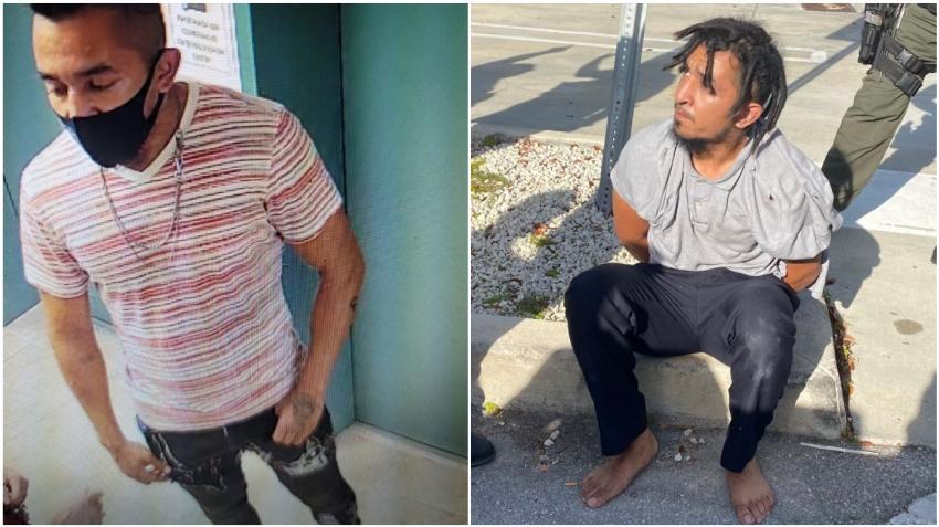 Arrestan al hombre que atacó a una anciana en Miami Beach