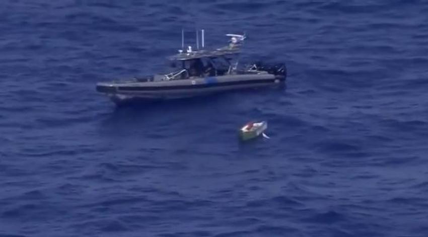 La Guardia Costera de Estados Unidos intercepta a 3 balseros cubanos