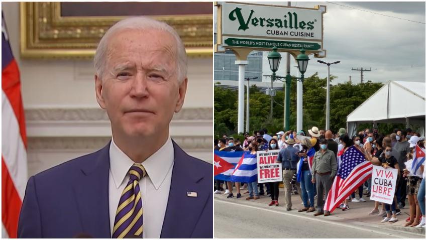 Administración Biden tendrá en cuenta a los cubanoamericanos para cualquier cambio en la política hacia Cuba según el Secretario de Estado