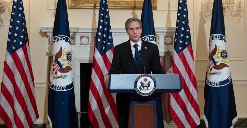 """Secretario de Estado de EEUU: Lo que se quiere para Cuba es """"democracia y libertad para su pueblo"""""""